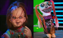 Headlies: Even Chucky Thinks Alexa Bliss's Doll Lilly Is Ridiculous